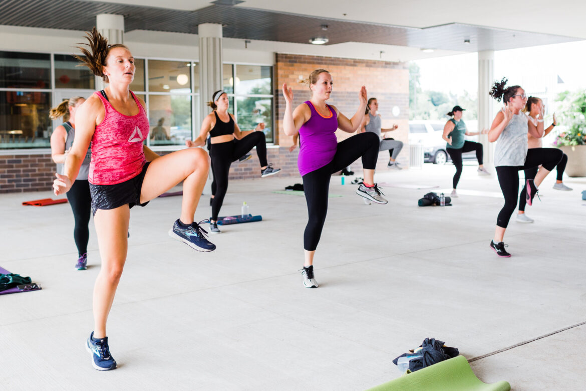 East Lansing Barre Code Offers Community and Variety of Classes
