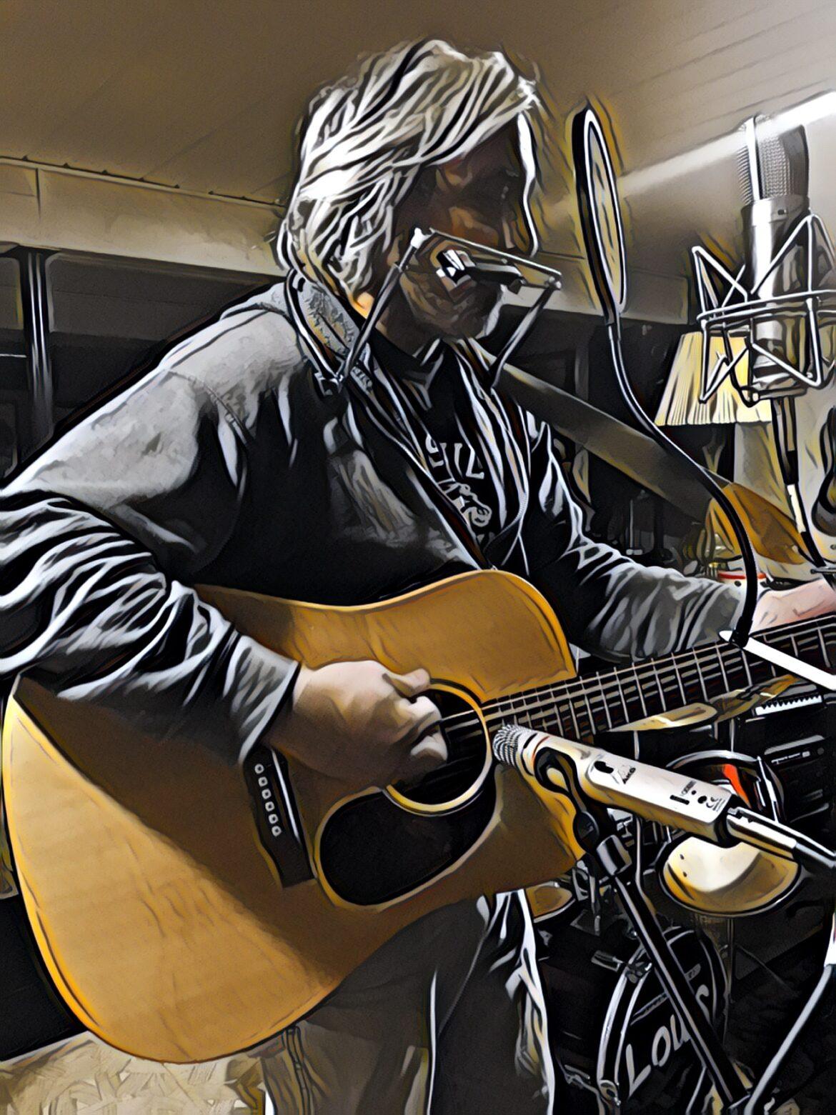 Local Musician Releases Solo Project Record